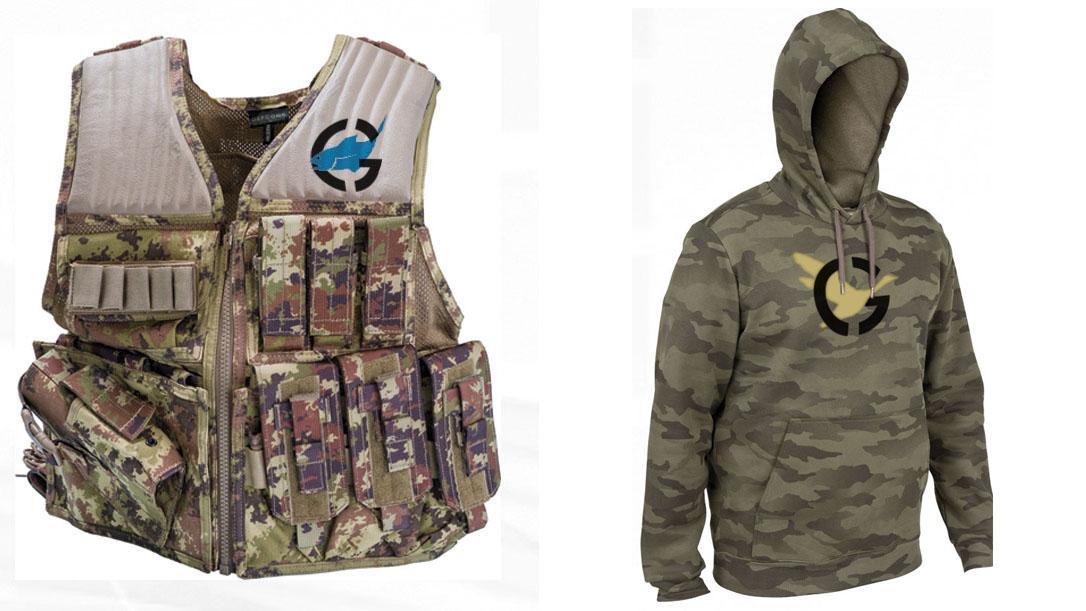 abbigliamento caccia personalizzato