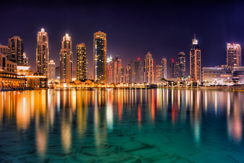Floridi Group vola a Dubai
