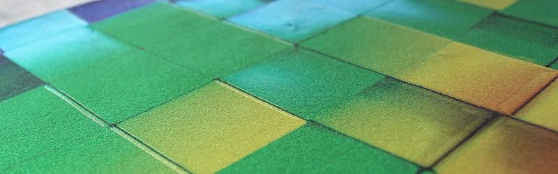 06 stampa digitale su tessuto laminato particolare