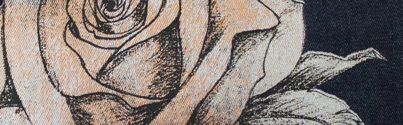 09 serigrafia 2 colori più lamina rame zoom
