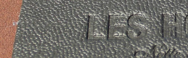 15 etichetta termoformatura effetto bassorilievo